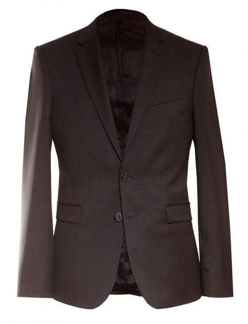 Di Caprio crno muško odijelo | Slim fit - Super 100`s | Varteks