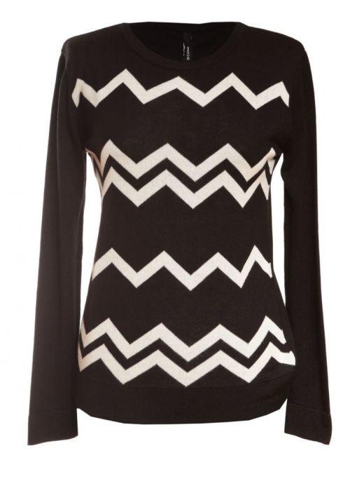 Di Caprio pletena ženska majica s dugim rukavima | Varteks