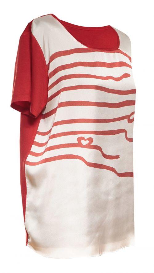 Di Caprio ženska majica s kratkim rukavima i printom | Varteks