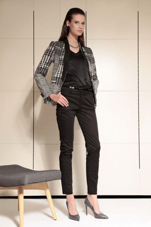 Di Caprio svilena ženska majica s dugim rukavima | Varteks