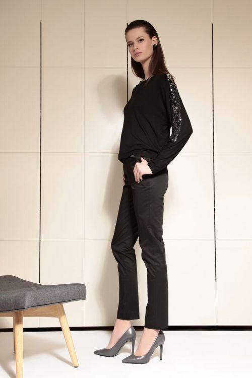 Di Caprio ženska majica sa šljokicama | Varteks