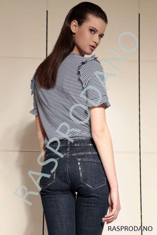 Skinny jeans ženske hlače - uski kroj
