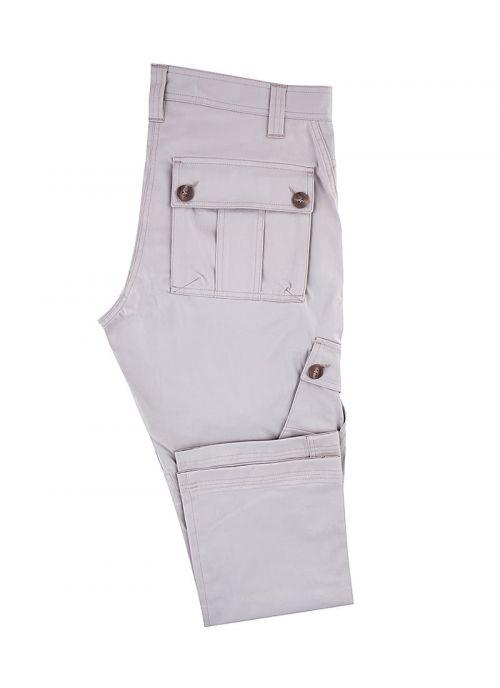 Muške beige (bež) hlače