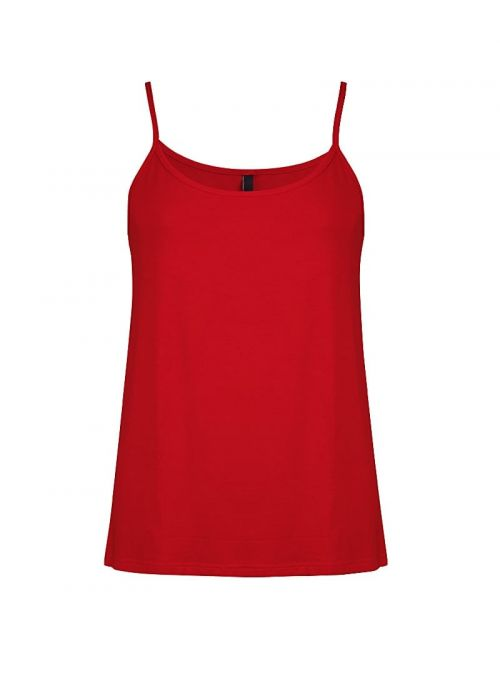 Crveni ženski top na bretele | Varteks