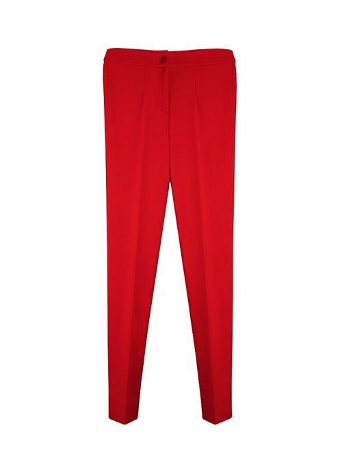 Ženske crvene hlače