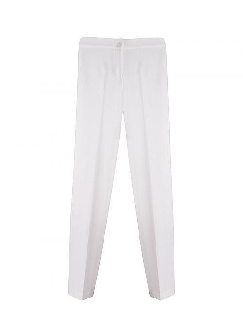 Ženske bijele hlače