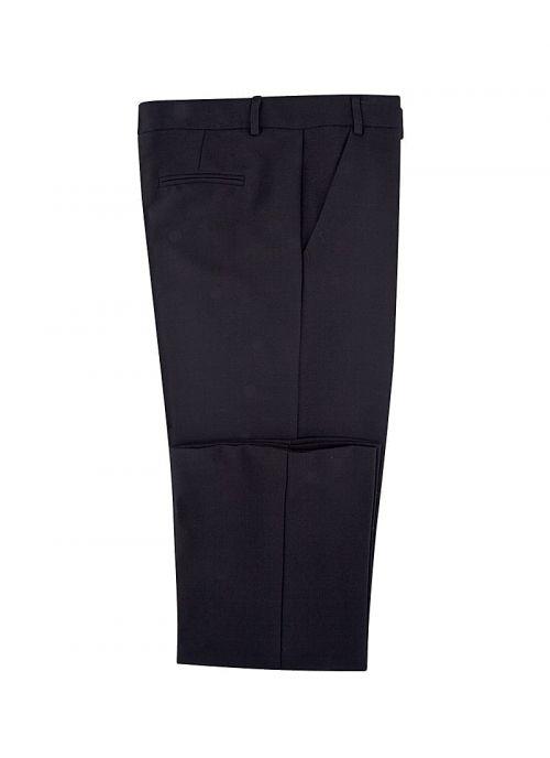 Ženske crne viskozne hlače | Varteks