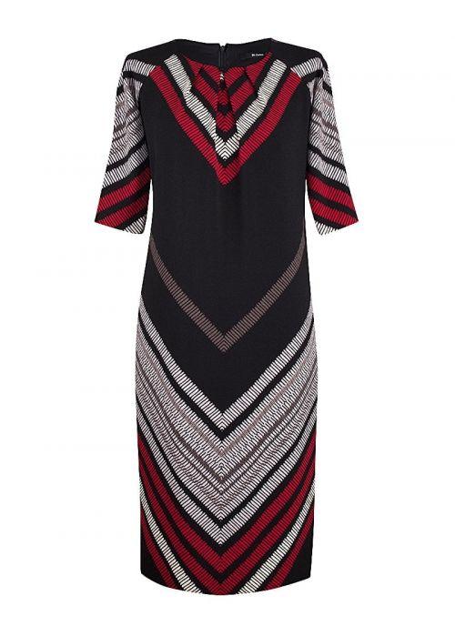 Šarena (trobojna) ženska haljina | Varteks