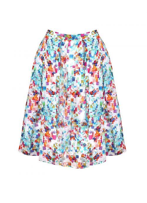 Šarena suknja od pamuka | Varteks