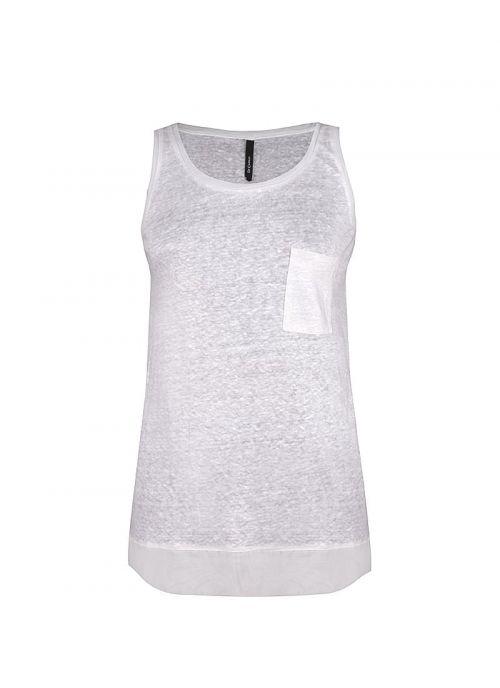 Prozračna bijela ženska bluza | Varteks