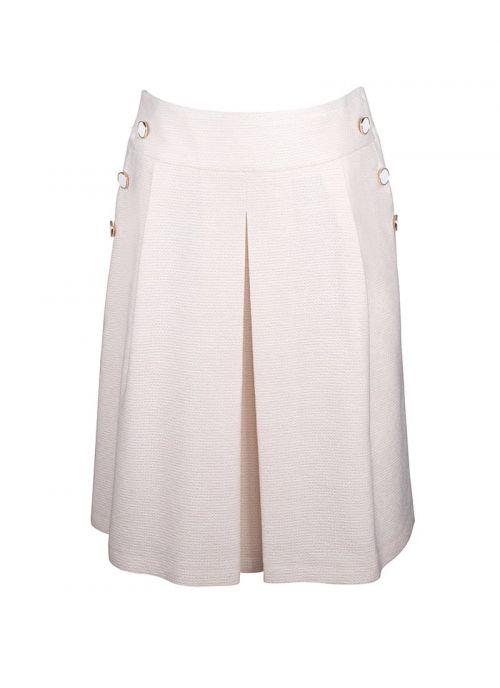 Bijela elegantna suknja | Varteks