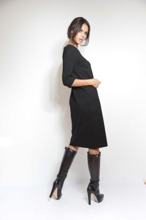 Mala crna haljina LBD Varteks