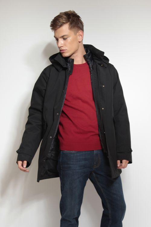 Muška zimska jakna dvodijelna