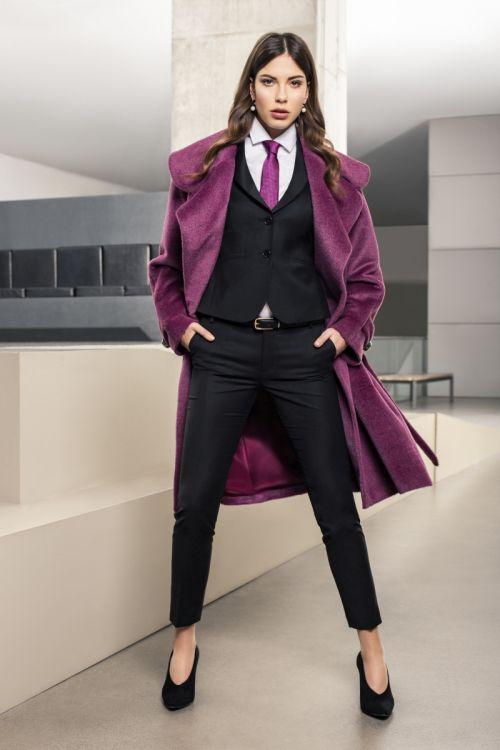 Limited edition - ženski kaput od alpake