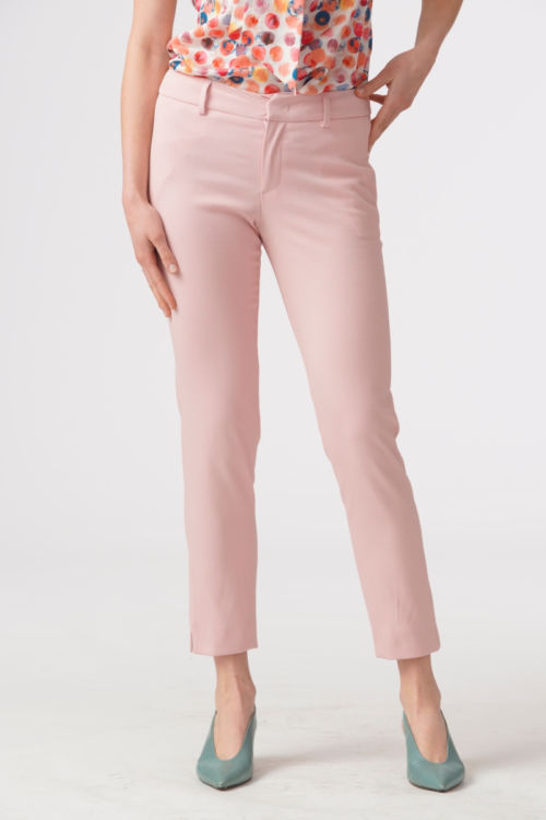 Poslovne ženske hlače u raznim bojama