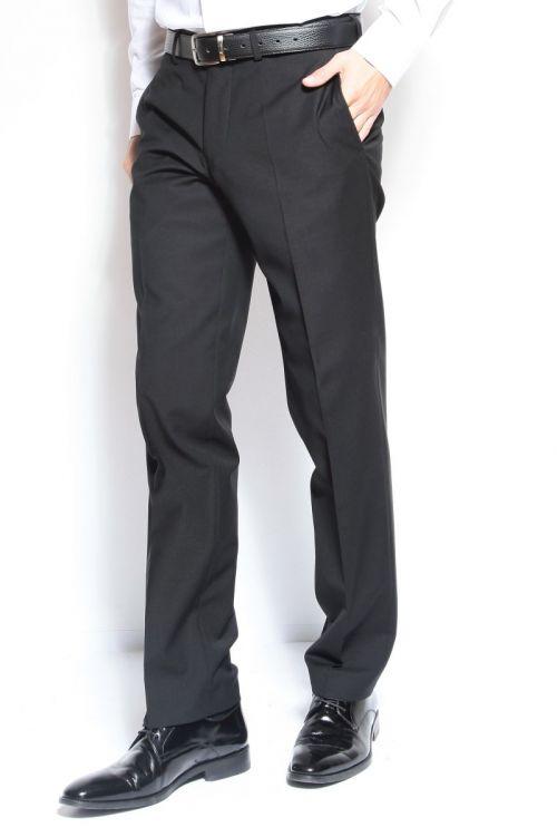 Klasične crne muške hlače