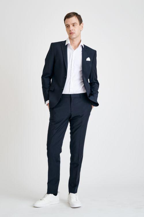 YOUNG muško odijelo u dvije boje - Slim fit