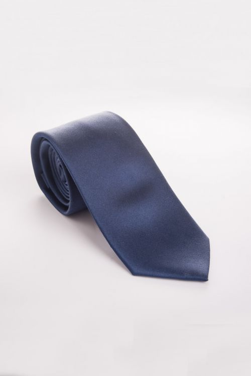 Tamno plava kravata