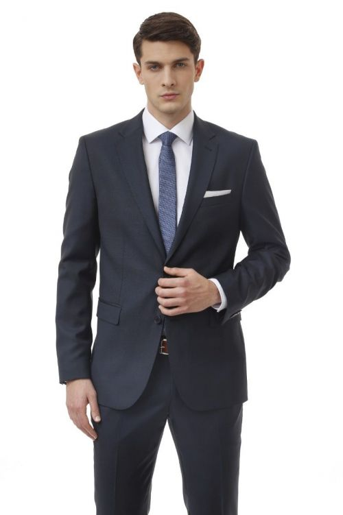 Limited Edition – Muško odijelo Prince De Galles uzorak - Super 130's