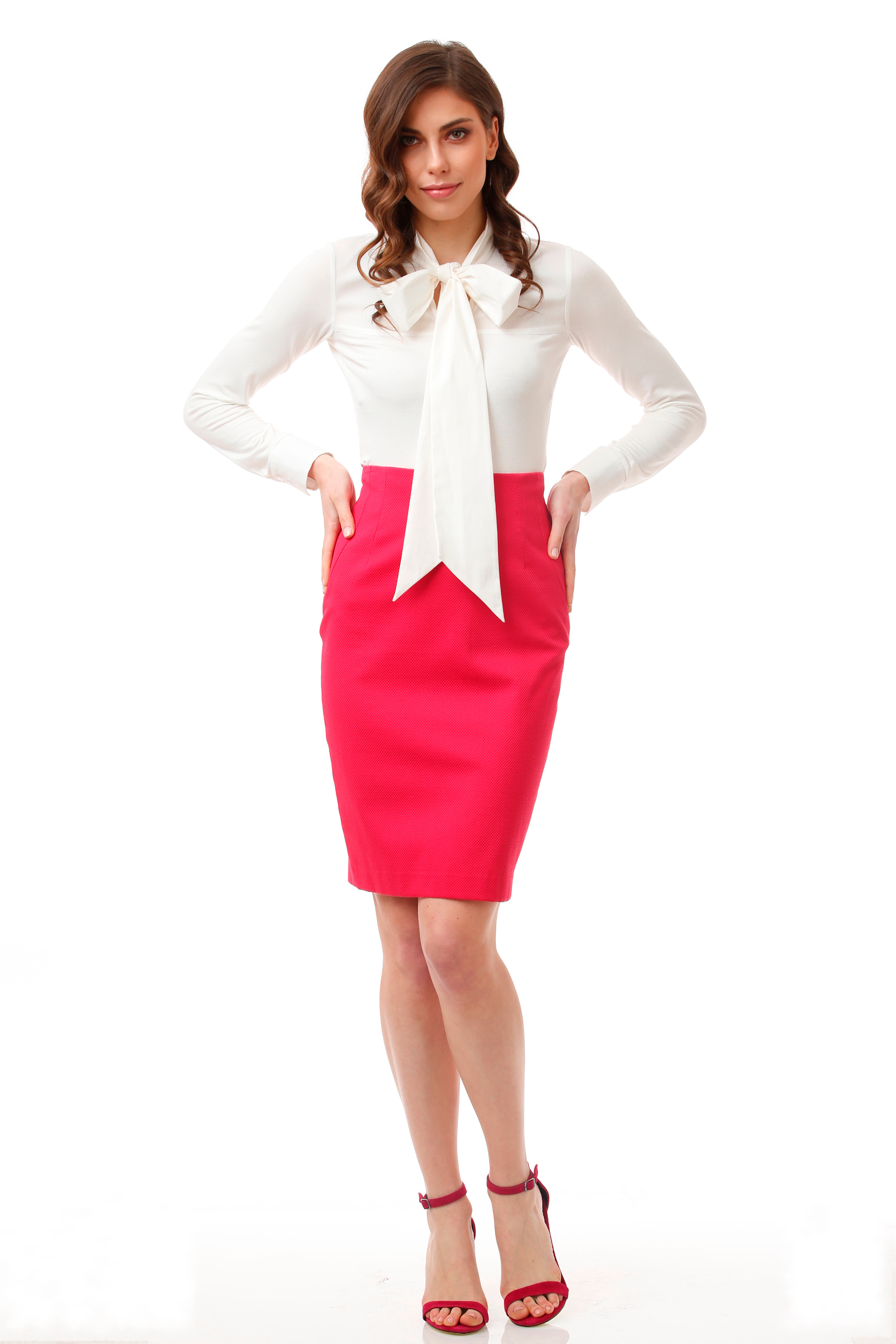 Varteks Business pencil skirt in two colors