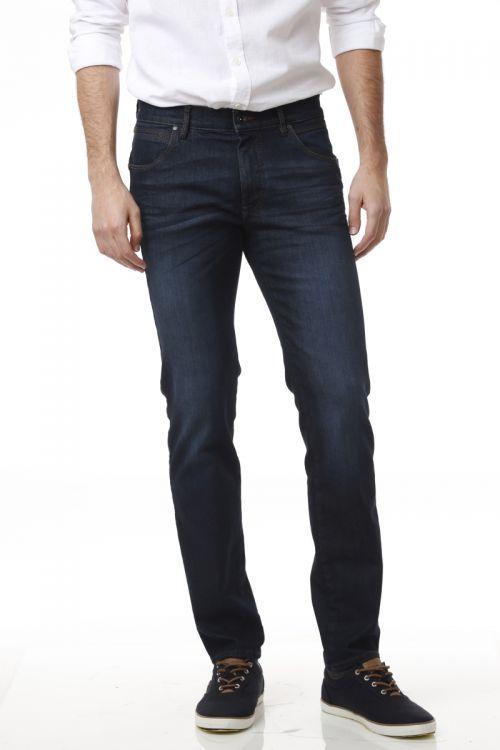 Muške traper hlače tamno plave boje - bugatti