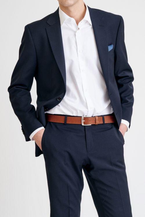 YOUNG muško odijelo - tamno plavo i crno