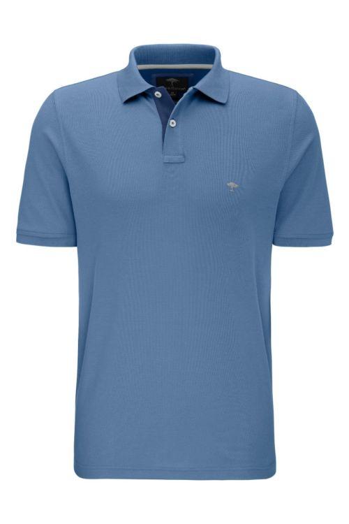 Muška polo majica s detaljem u 5 boja Fynch Hatton