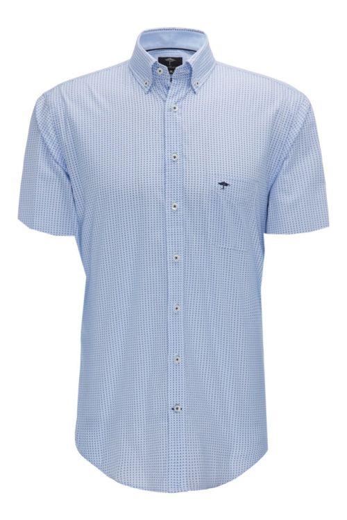 Košulja kratkih rukava sitnog dezena Fynch Hatton