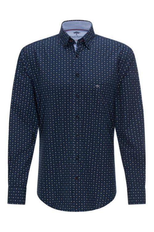 Muška košulja u dvije boje s uzorkom Fynch-Hatton