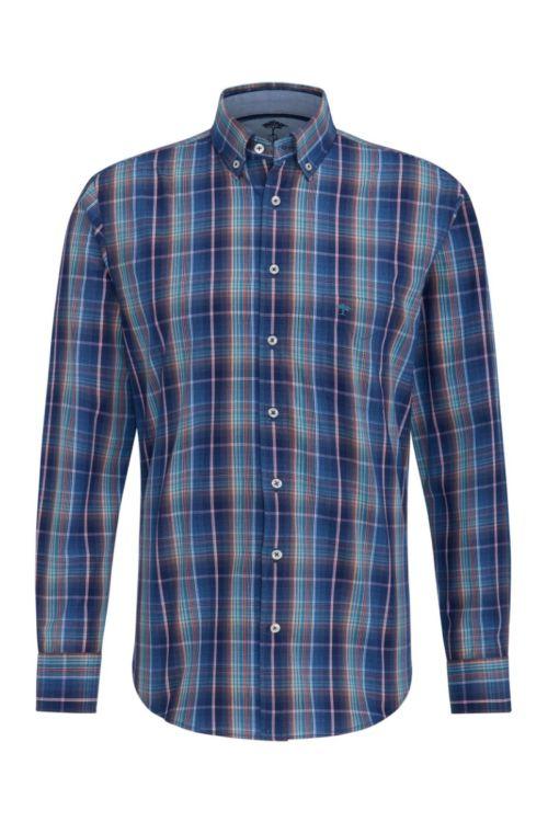 Pamučna muška karirana košulja Fynch-Hatton