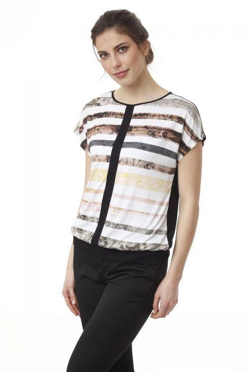Ženska majica šireg kroja