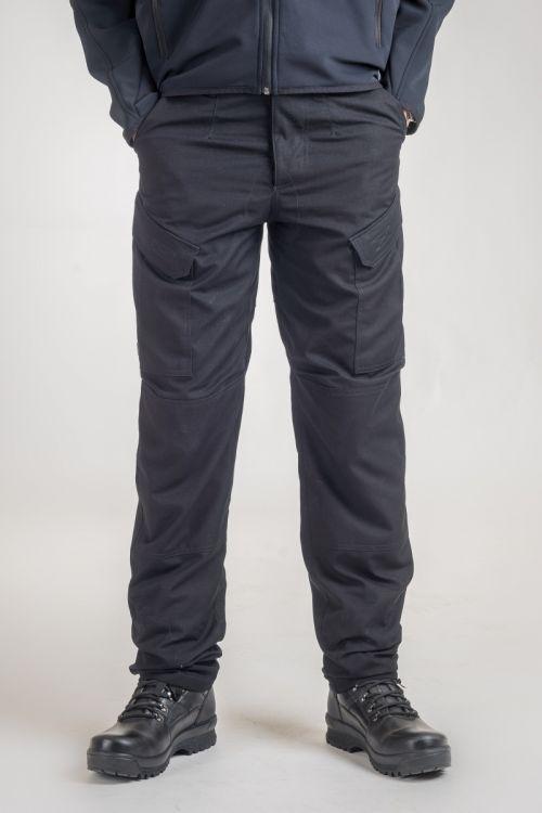 Combat hlače crne boje V:TEX