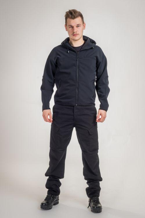 V:TEX - Combat hlače crne boje