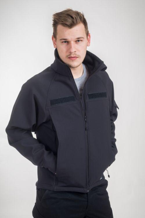 V:TEX – Vjetronepropusna jakna crne boje RIPSTOP