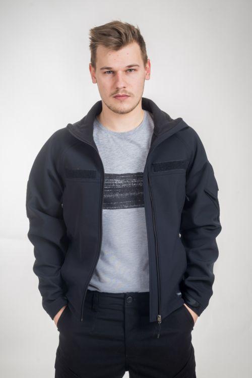 V:TEX – Vjetronepropusna jakna crne boje