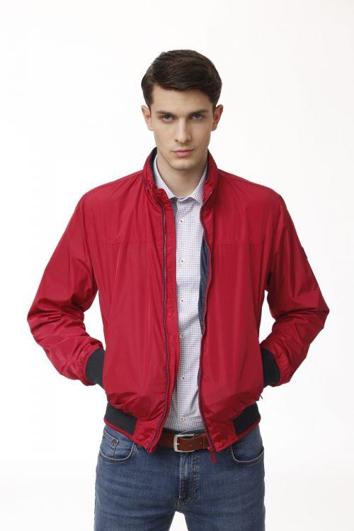 Muška sportska bomber jakna u dvije boje