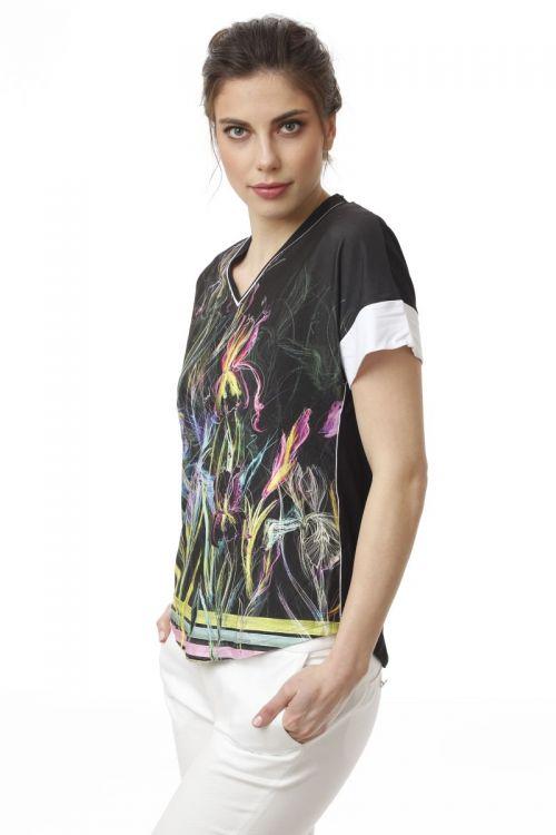 Ženska majica zabavnog printa