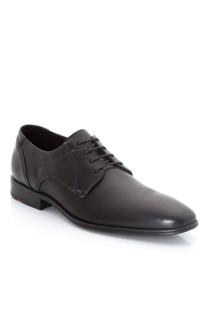 Crne klasične muške cipele - Lloyd