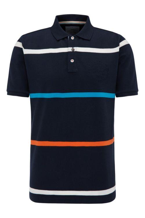 Pamučna prugasta polo majica - Fynch Hatton
