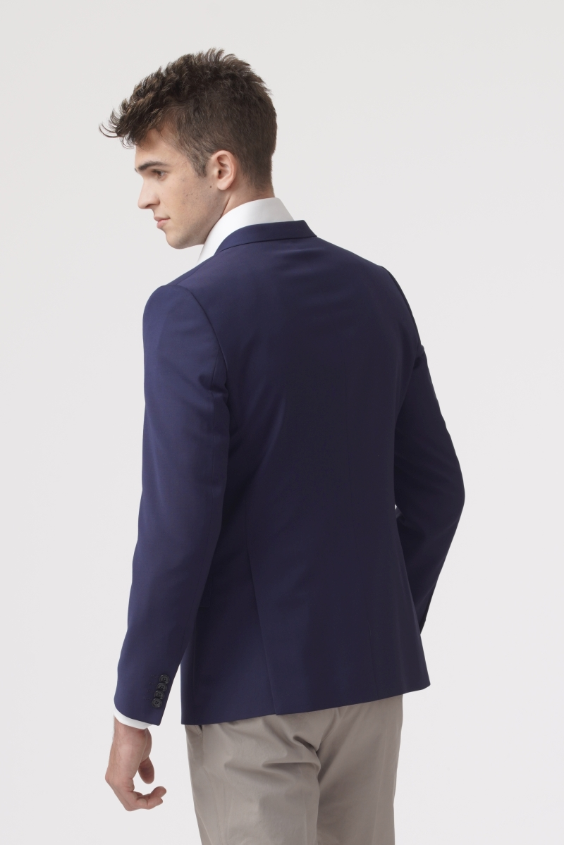 YOUNG Men's jacket in two colors - Slim fit