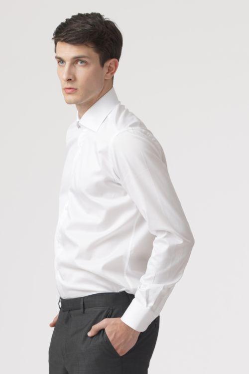 Pamučna košulja u 3 boje - Twill 100's