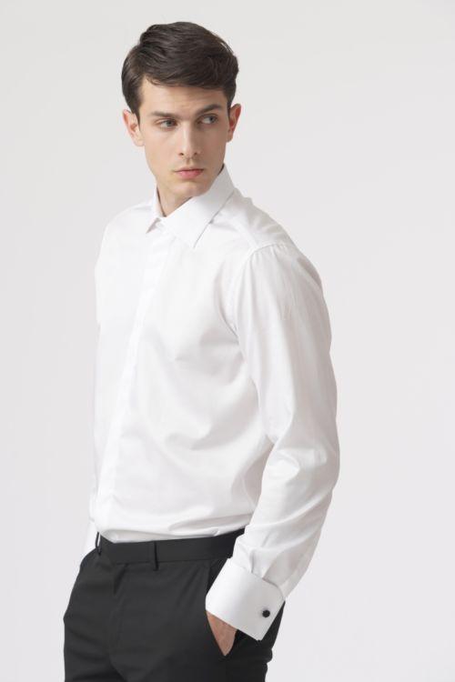 Svečana košulja s manžetama - Regular fit