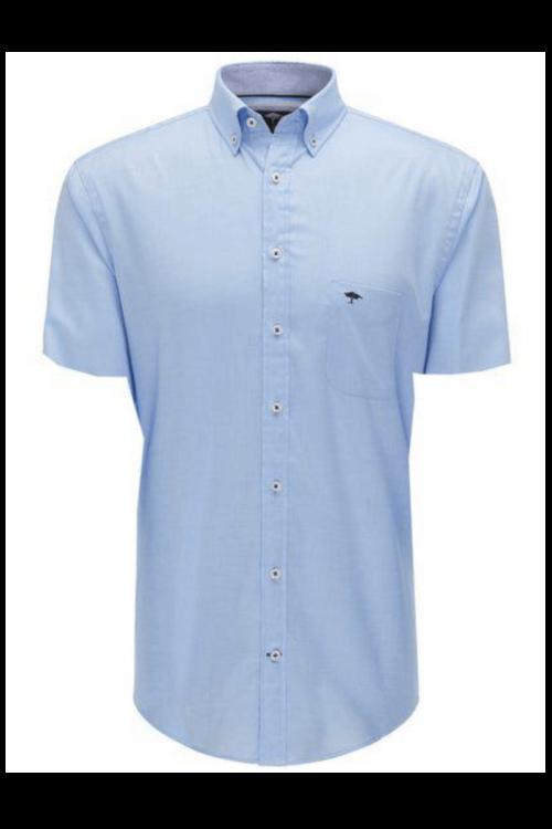 Muška pamučna košulja kratkih rukava - Fynch Hatton