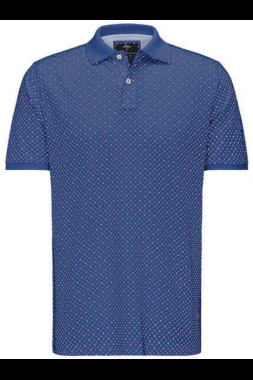 Polo majica u tri boje sa sitnim dezenom - Fynch Hatton
