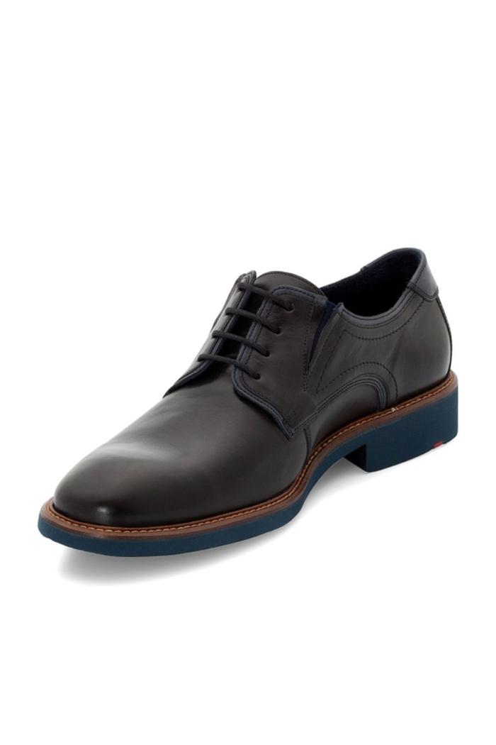 Muške crne cipele - Lloyd