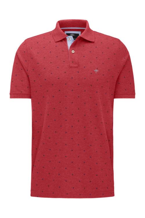 Muška polo majica s printom - Fynch Hatton