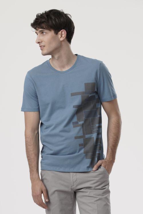 Pamučna majica kratkih rukava s printom