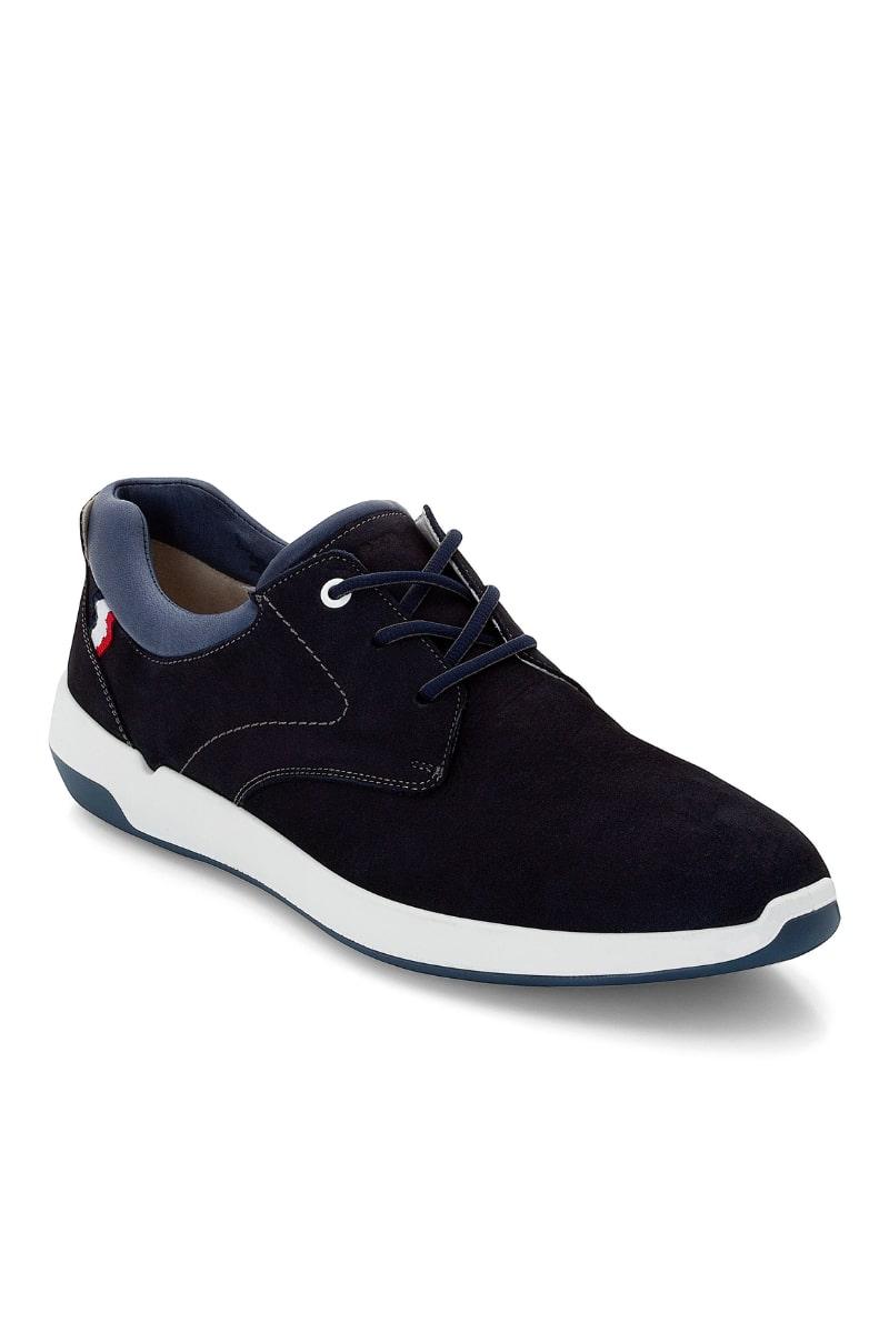 Muške tamno plave sportske cipele - Lloyd