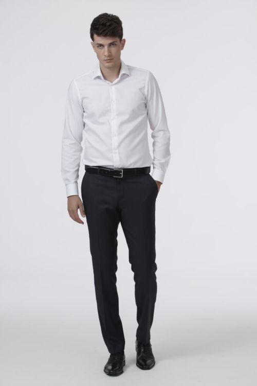 Limited Edition – Muške hlače Prince De Galles uzorak – Super 130's