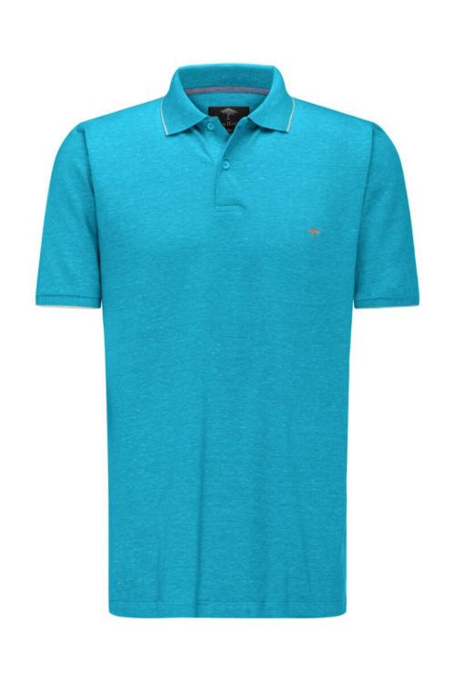 Muška polo majica s udjelom lana u 4 boje - Fynch Hatton